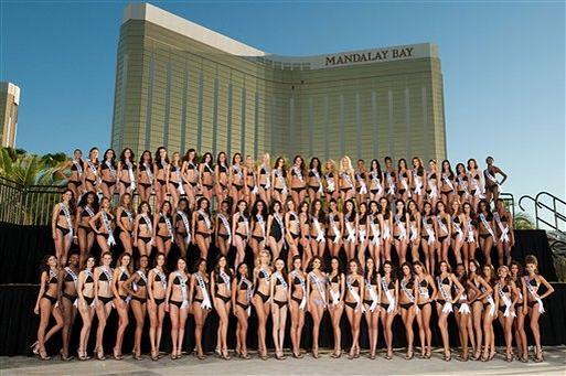 Kandydatki Miss Universe 2010!