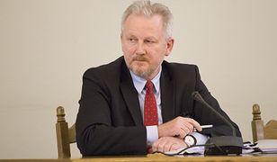 Wojciech Kwaśniak został brutalnie pobity przez bandytów. Zdaniem śledczych - nasłał ich członek rady nadzorczej SKOK Wołomin