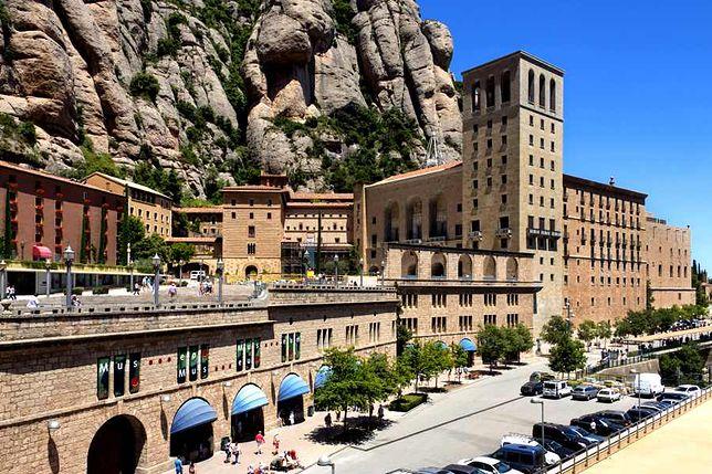 Atrakcje Katalonii - klasztor w Montserrat
