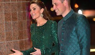 Księżna Kate i książę William pojechali do Pakistanu