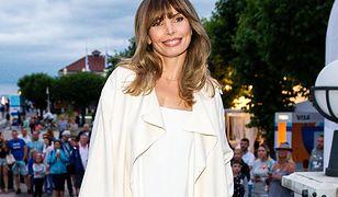 Agnieszka Dygant jest jedną z polskich aktorek, które poleciały do Wenecji