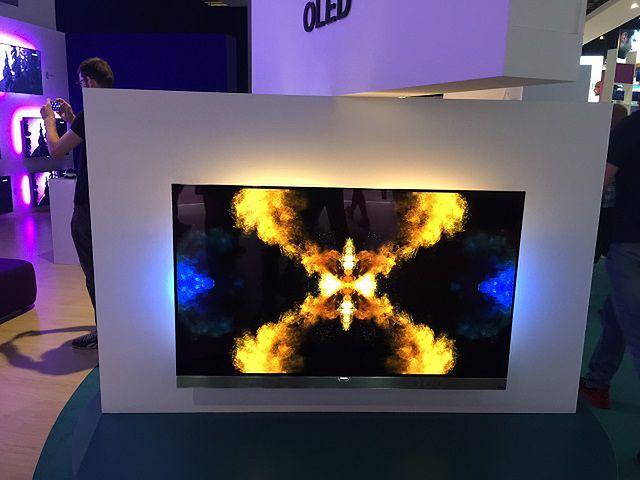 IFA 2016: Philips ma prawdopodobnie najlepszy telewizor OLED na świecie