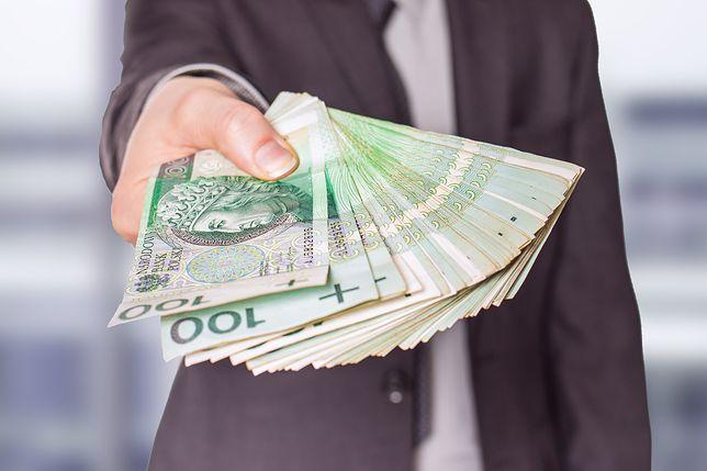"""Groźny SMS. """"Przyjęto zlecenie pożyczki w kwocie 20 tys. zł"""""""