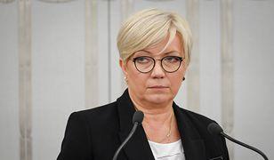 W Sejmie dyskusja o TK. Prezes Julia Przyłębska nie przyszła