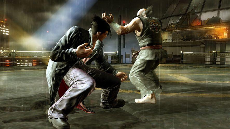 Tekken 6 - galeria