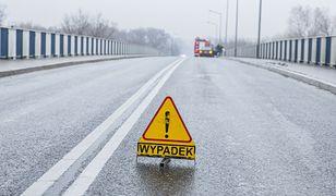 Ukraina. Kilkanaście osób rannych w wypadku autobusu
