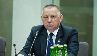 """CBA zatrzymało syna prezesa NIK Jakuba Banasia. """"To niepotrzebne show"""""""