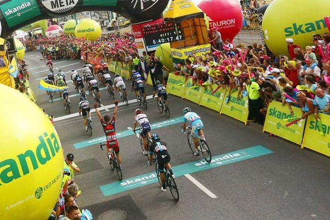 71. Tour de Pologne w Warszawie
