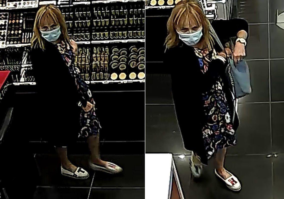 Gdynia. Policja publikuje wizerunek poszukiwanej kobiety (KMP w Gdyni)