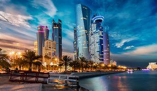 """Katar znosi wizy. Kraina bogatych szejków ma być """"najbardziej otwartą w regionie"""""""