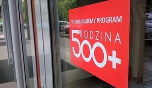 Z programu Rodzina 500+ kosztysta ponad połowa polskich dzieci