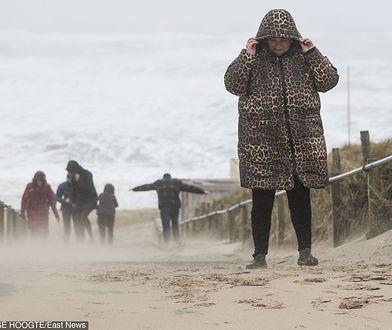 W Europie w wyniku orkanu Fryderyka zginęło co najmniej 9 osób