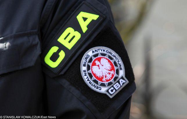 Funkcjonariusze CBA zatrzymali trzeciego podejrzanego o korupcję