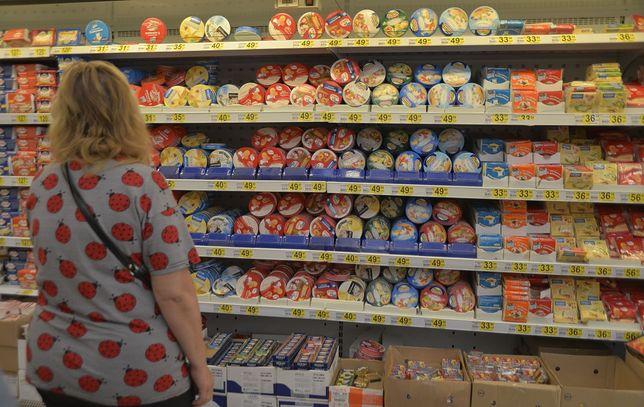 Żywność z supermarketów trafi do potrzebujących.