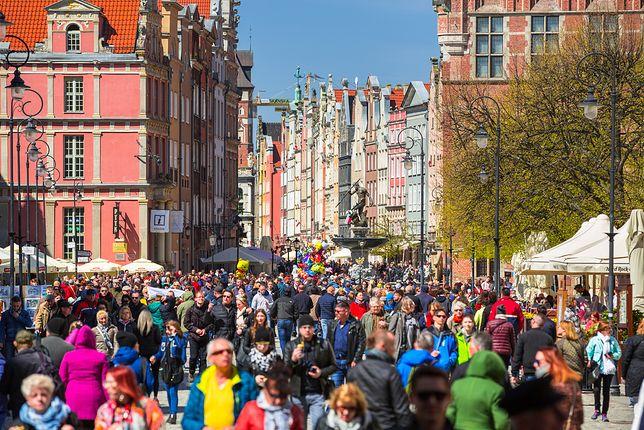 Wśród zagranicznych turystów w Polsce dominują Niemcy
