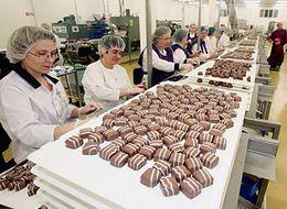 Cadbury: Inwestycje w czekoladę