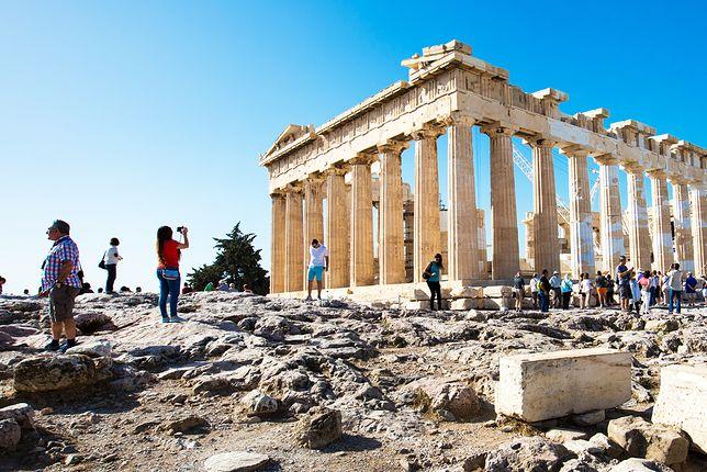 Ateny to punkt obowiązkowy na trasie zwiedzania
