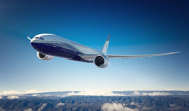 Tak luksusowego samolotu jeszcze nie było. To latająca willa