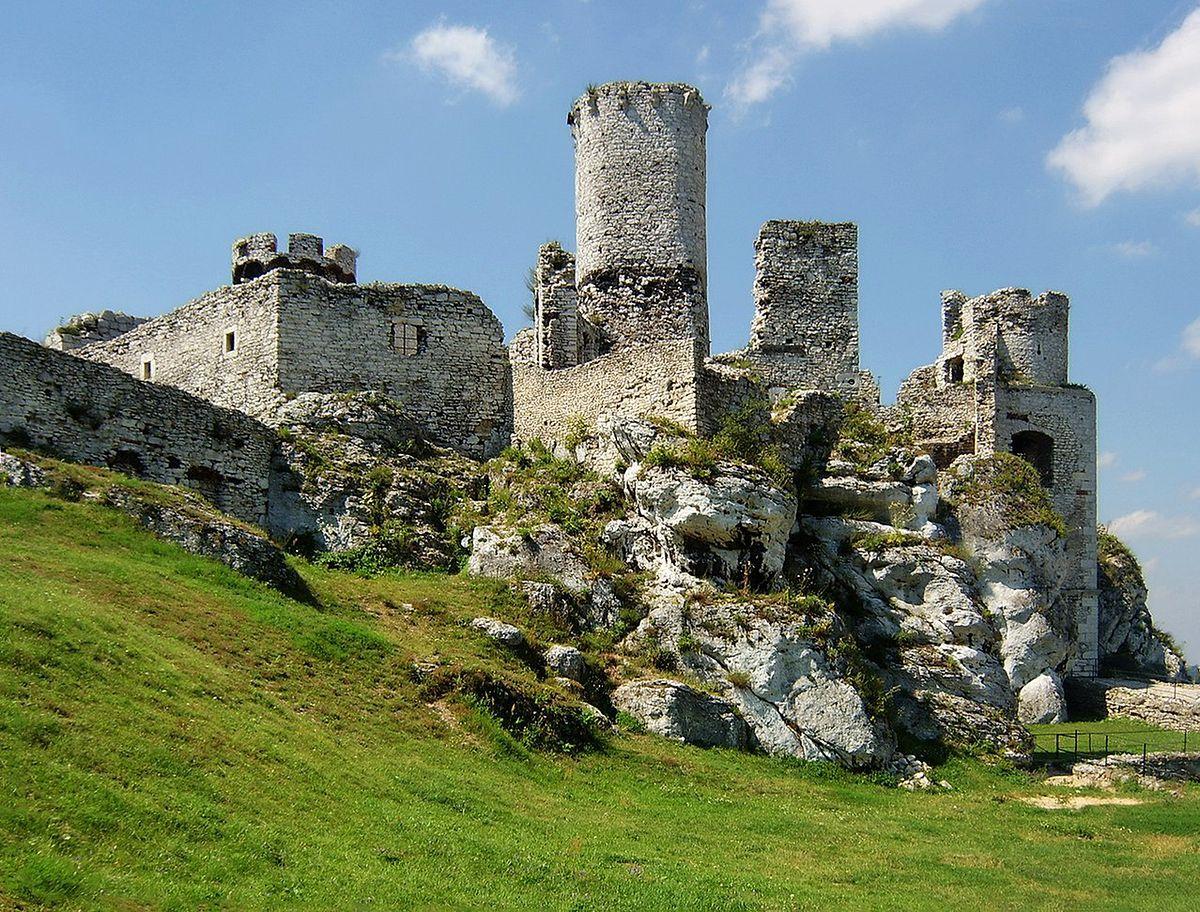 Zamek Ogrodzeniec