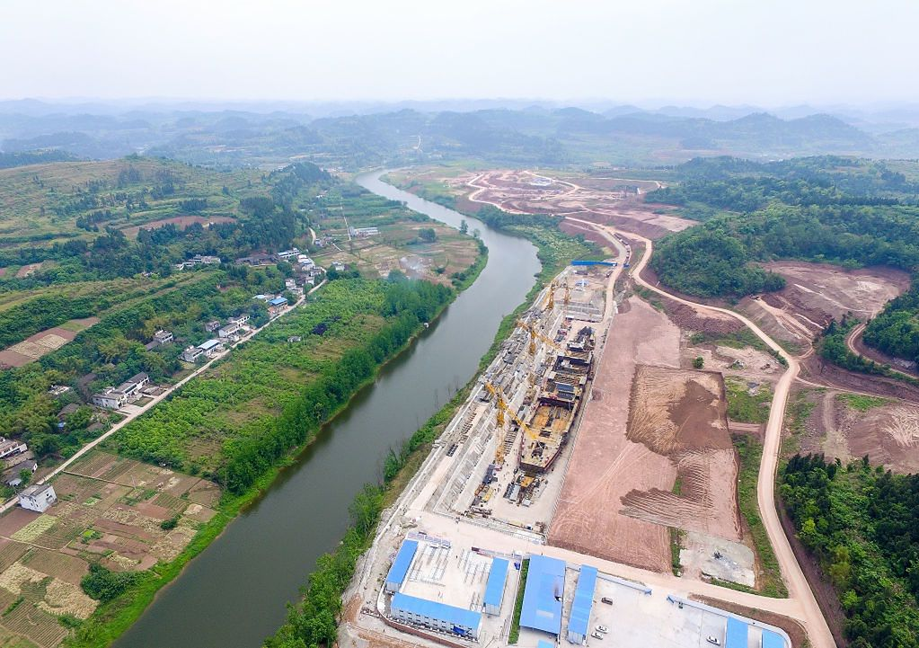 Budowa repliki Titanica w chińskiej prowincji Syczuan