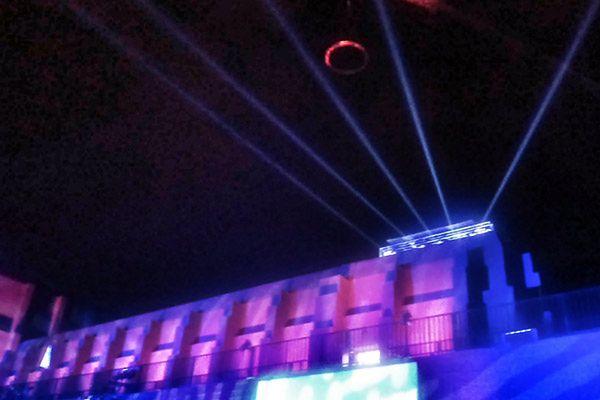 Niecodzienne otwarcie Gdańskiego Teatru Szekspirowskiego. Mówiła o tym cała Polska