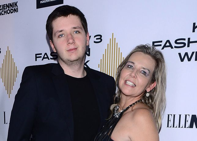 Kamil Durczok ma dorosłego syna