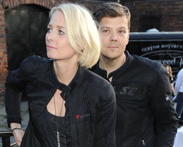 Michał Figurski i Odeta Moro