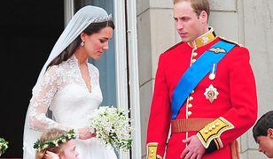 Księżna Kate zalała się łzami przed ślubem