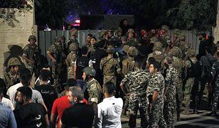 Liban. Hezbollah: Dwa izraelskie drony spadły na Bejrut