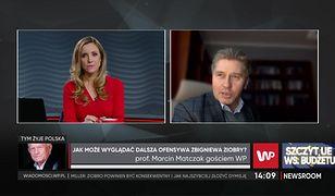 """Zbigniew Ziobro wyjdzie z rządu? Prof. Marcin Matczak: """"Polska potrzebuje lepszego ministra sprawiedliwości"""""""