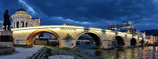 Skopje - miasto dwóch światów