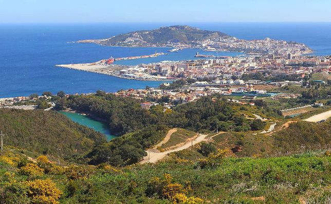 Ceuta - Afryka bez wizy i paszportu