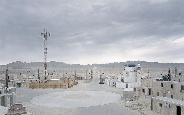 Junction City znajduje się na amerykańskiej pustyni Mojave