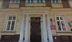 Kraków. Rozpoczęcie roku miało nastąpić w Zespole Szkół Społecznych przy ul. Potebni 7