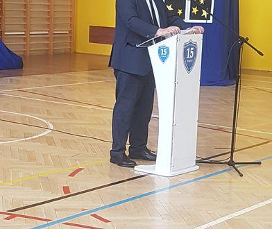 Minister rolnictwa Jan Krzysztof Ardanowski mówił w Toruniu m.in. o niszczeniu rodziny