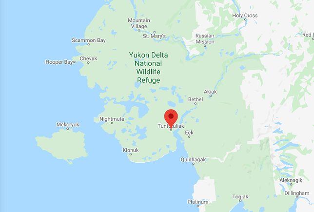 USA. Katastrofa samolotu na Alasce. Na pokładzie było 5 osób. Nikt nie przeżył