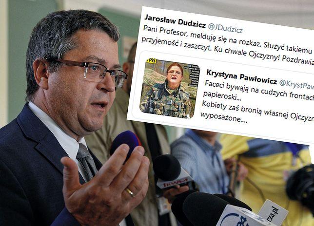 Sędzia Jarosław Dudzicz: to był wpis humorystyczny