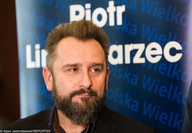 """Piotr Liroy-Marzec będzie """"jedynką"""" Konfederacji w Wielkopolsce na listach w wyborach do PE"""