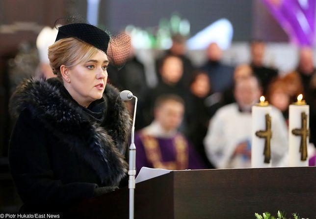 Magdalena Adamowicz uważa, że zarzuty są absurdalne