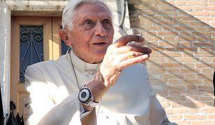 Benedykt XVI od pięciu lat przebywa na emeryturze