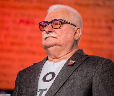 """Marcin Horała zarzucił Lechowi Wałęsie """"agenturalną przeszłość"""""""