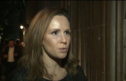 Mrozowska opowiedziała o wypadku na planie programu