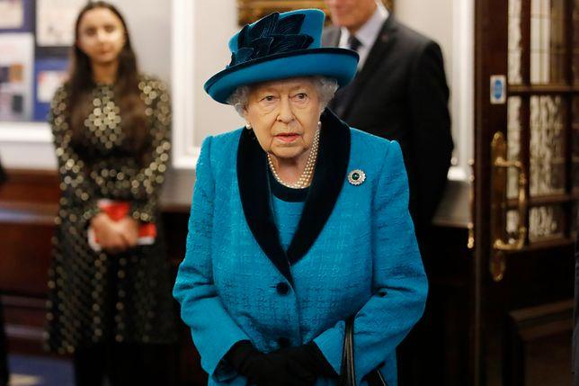 Królowa Elżbieta wystosowała oficjalny komunikat w sprawie swojego wnuka