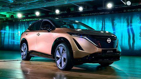 Nissan Ariya: Polska premiera ciekawego elektrycznego SUV-a