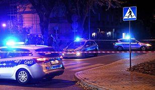 Oświęcim: samochód z prezydenckiej kolumny potrącił chłopca. Prokuratura ustali, kto spowodował wypadek