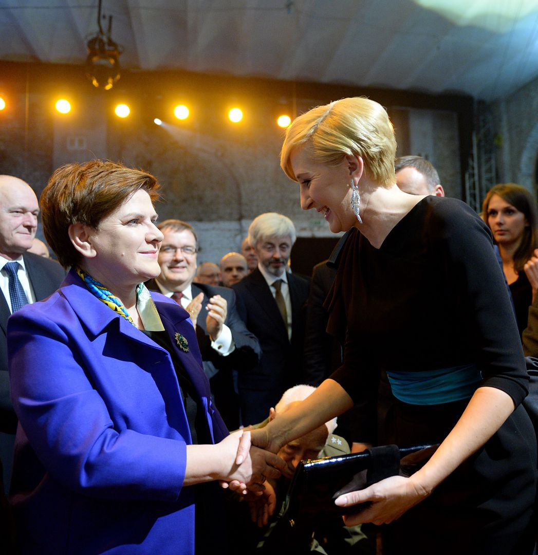 Nie tylko Agata Duda. Oto najlepiej ubrane kobiety w polskiej polityce