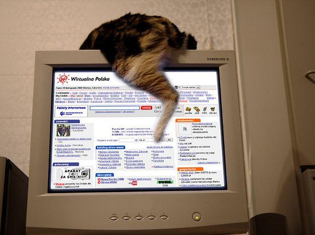 Jak wyglądał internet 10 lat temu? Aż łza się w oku kręci