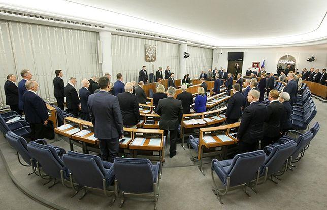 Senat zmienił swój regulamin, by móc opiekować się Polonią