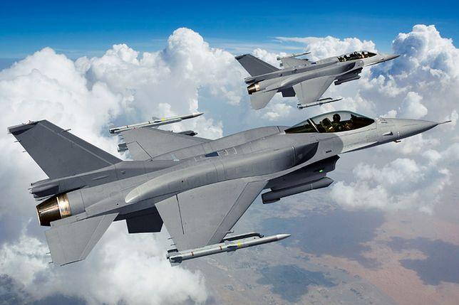 Słowacja się zbroi. USA zezwoliły na sprzedaż nowych F-16