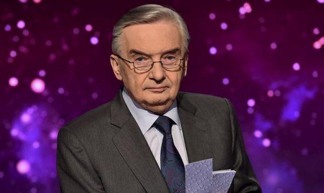 """Tadeusz Sznuk w rozmowie z WP: """"Nie mogę nic na ten temat powiedzieć. Telewizja jest dla mnie nieodgadnioną instytucją"""""""